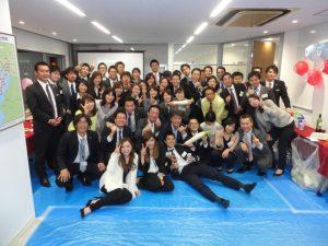 お花見会大成功です!素晴らしい時間をありがとうございました!