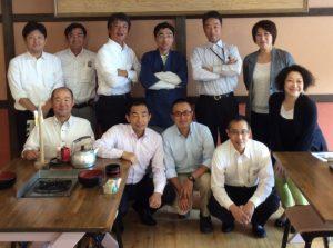 組織活性化委員会の皆さまと有意義な時間を過ごしました!