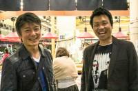 2日目は朝から 近江町市場に行きました!