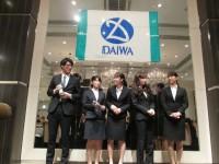 川坂君が欠席となりましたが 5名の内定者の皆さん 4月にお待ちしております!
