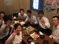 大人っぽくなった5名の新入社員 with N