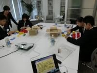 レゴを使ったワークショップ!楽しんでいただいたようです。