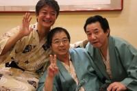 塩野先生も参加して下さいました。とても楽しかったです!