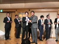 そして第1位は東京城南営業所でした!おめでとうございます。皆さん継続してこの運動を続けてくださいね。