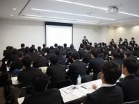 沢山の学生さんにご来場いただきました!嬉しい!
