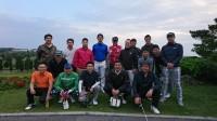 ゴルフ大会もとても盛り上がりました!