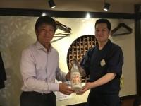 飯塚店長より嬉しいサプライズを頂きました!