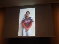 急遽欠席となってしまった伊丹くん。なんと、ビデオメッセージで内定式に参加してくれました!