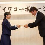 八幡 沙羅さん内定おめでとうございます!
