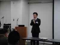 はじめに醍醐社長よりご挨拶いただきました。
