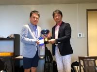 沓掛さん、優勝おめでとうございます!素晴らしい!