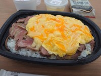 半熟卵がトロトロで最高に美味しかった!