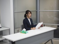 ロジポート川崎営業所の中村 麻菜さん