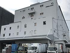 船橋西浦事業所(低温センター)
